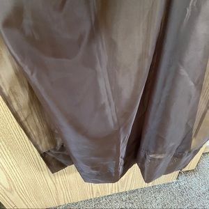 Better Homes And Gardens Accents - Sheer Chocolate Brown Curtain Panel Set